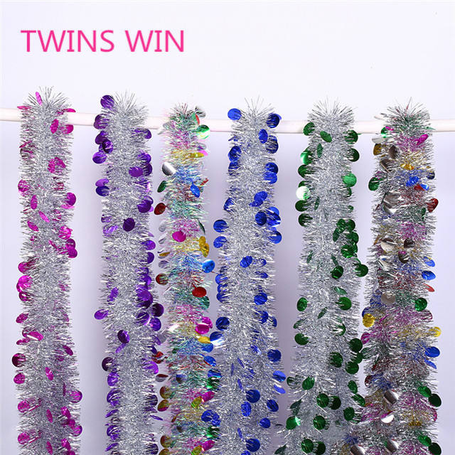 UK 2019 New Popular Product wholesale supplies artificial outdoor christmas garland decoration for christmas tree 003