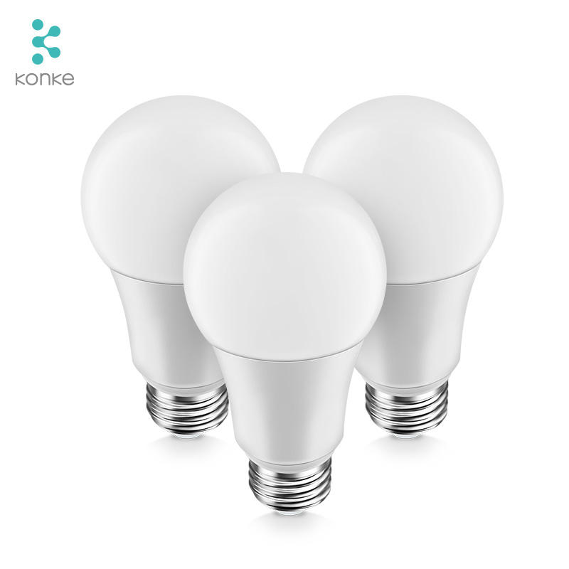 2018 konke Warm and cold dimming led smart light bulbs EU