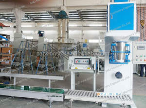dog food packing line  3 to 20 kg dog food packaging machine
