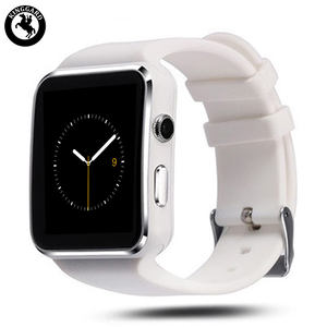 Produsen 0.3 M Kamera Alibaba X6 Smart Watch