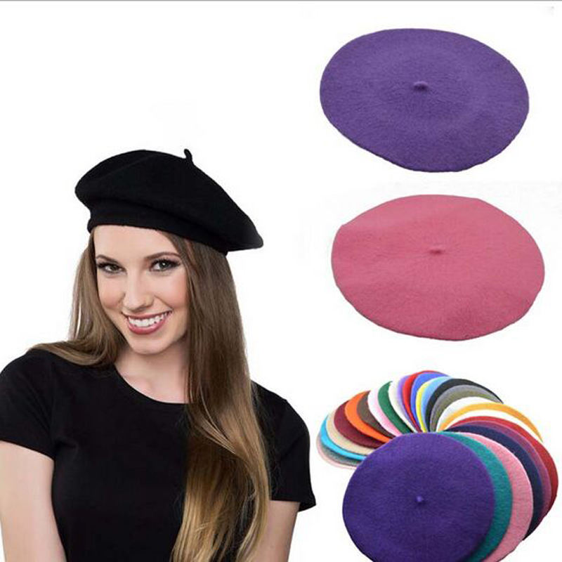 Mens PU Leather Beret Hat Casquette Flat Visor Newsboy Cap With Perforated Decorated