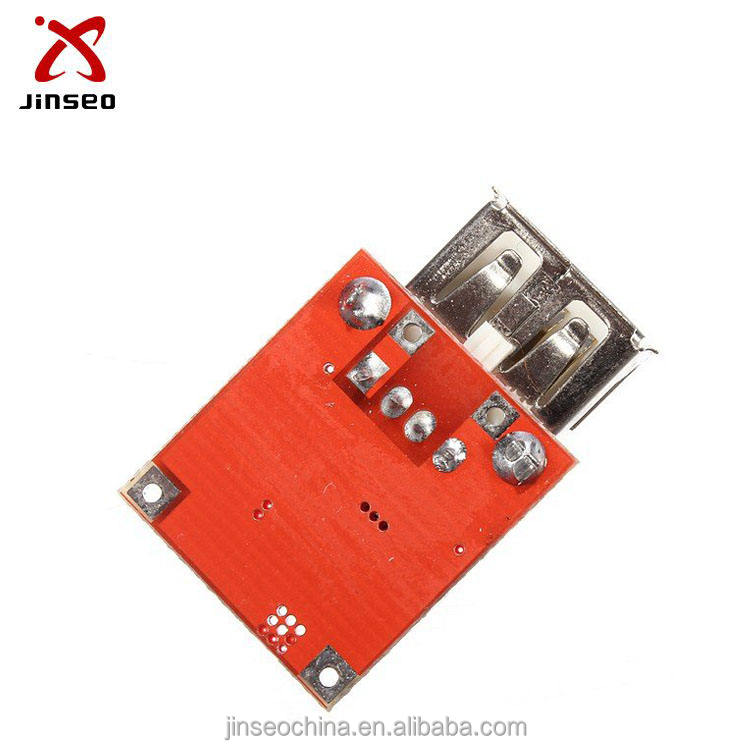 Dc to Dc 5V Step Up Voltage Regulator Circuit Usb Bettery Charger