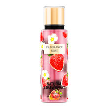 2019new 250ml Chicphia Fruity Natural Strawberry Fine Body Splash