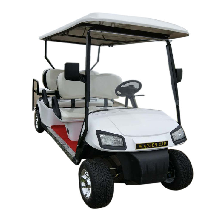 electric 6 seat club car golf cart dimensions for sale