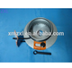 Volume control Iris air damper for duct, galvanized pipe damper duct valve air flow regulator