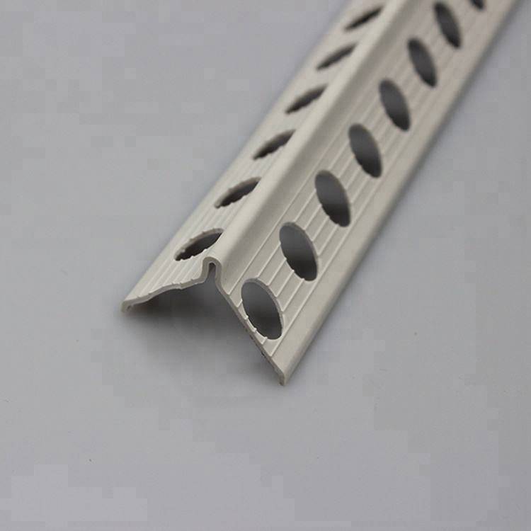New Wall Decorative PVC Plastic Corner Bead, Eco-Friendly Corner Guard