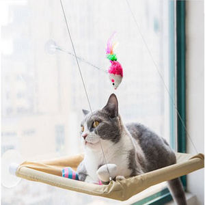 New Design Sunny Shelf Window Mount Pet Hammock Comfortable Cat Bed