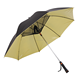 China Umbrella Factory Cheap Outdoor UV Protective Smart Market Umbrella With Fan
