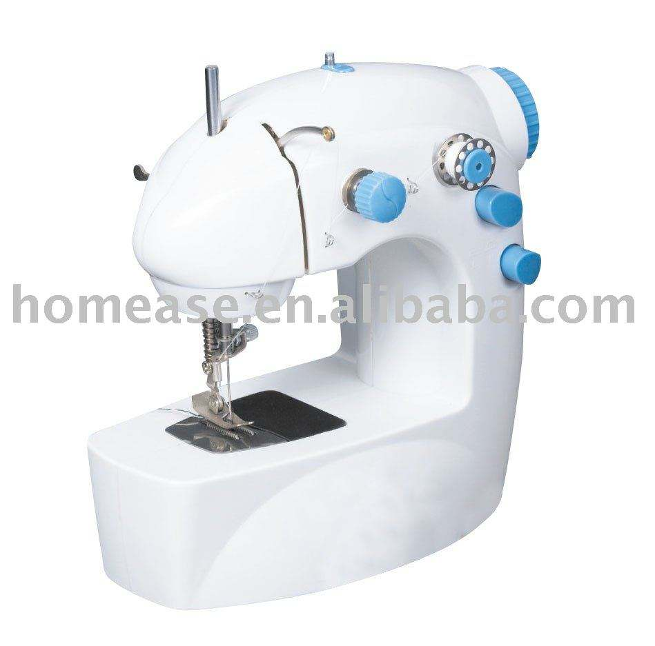 mini convenient and houshold single thread sewing machine