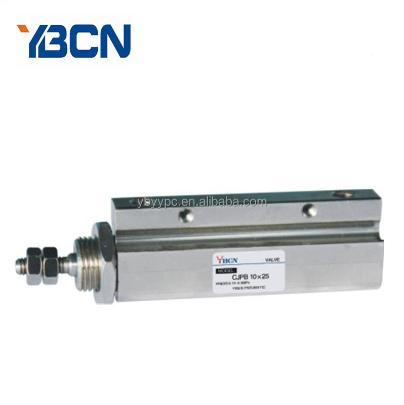 CJPB Series double acting pin cylinder with hexagon piston rod
