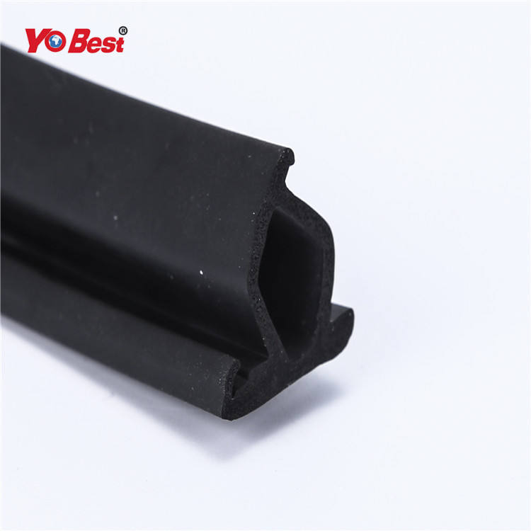 Pvc Seal Strip Pvc Gasket Custom Weather Resistance PVC Window Gasket Seal Magnetic Rubber Strips For Building Frame