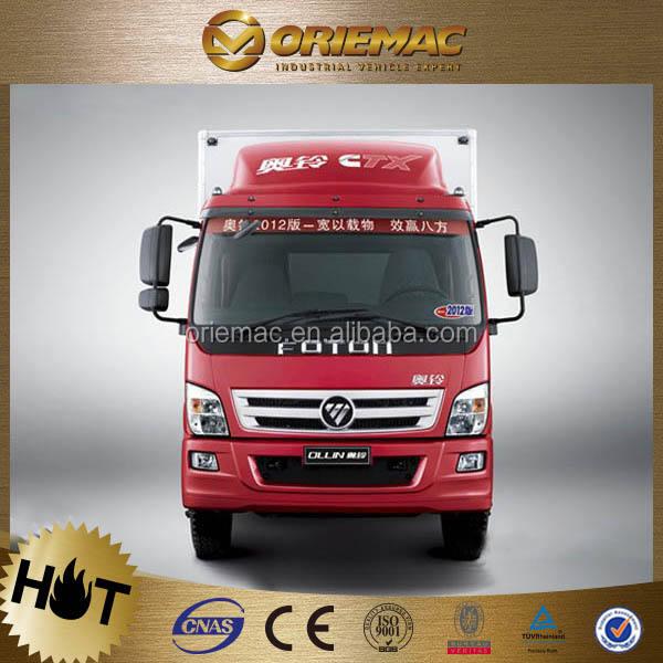 Trung quốc FOTON Ollin container 3 tấn mini van truck giá