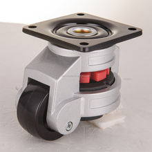 63mm Heavy duty Leveling Castor Wheel with Capacity 500kg