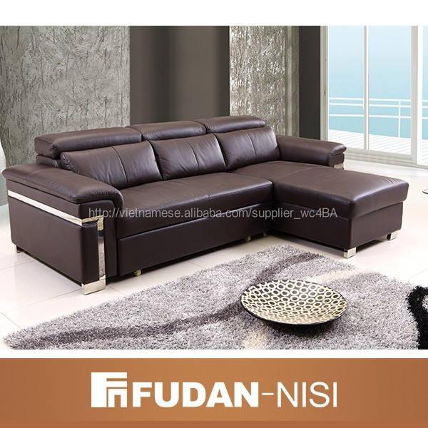 Và đồ nội thất phòng ngủ Sofa <span class=keywords><strong>giường</strong></span> Sofa da FM075