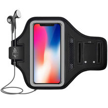 Phone Sports Armband,Waterproof Running Exercise Armband With Key Holder