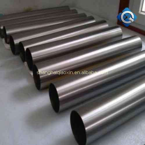 Copper nickel capillary tube c70600 brushed