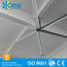 12ft hvls industrial large ceiling fan for warehouse