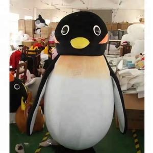 factory cost Animal Mascot Penguin Cartoon Costume for Event
