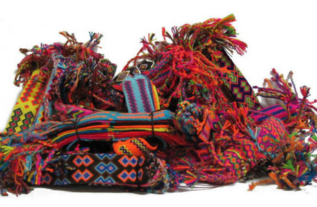 Bangle wayuu, colombian bags, friendship bracelet 004