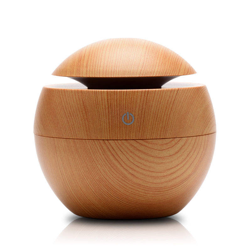Essential Mist Wooden Industrial Ultrasonic Oil Diffuser,Portable Humidifier home appliances Diffuser humidifiier