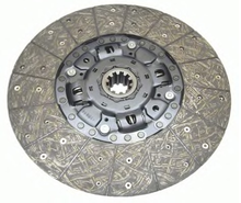 31250-E0320 high quality truck clutch disc for HND047U