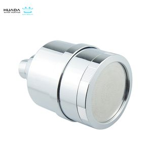 wholesale home 15 stage shower filter head with cartridge