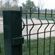 hot sale security galvanized welded wire mesh panel/welded Euro Fence/safety Garden Fence