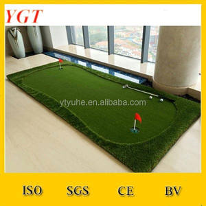 Top Quality Indoor Mini Campo de Golfe Putting Green