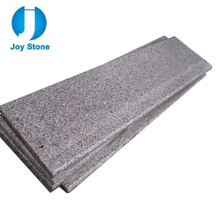 G603 серый гранит открытый ступенька протектора плитка