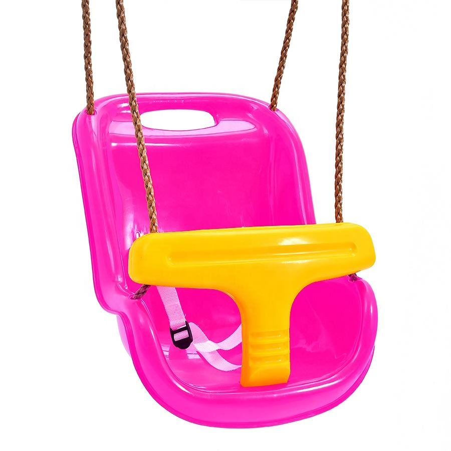 cheap safe adults baby hanging single swing chairs sets with ropes