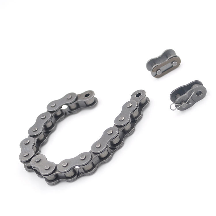 Hot Sale New Design Customized 4mm Pitch 05B-1 Roller Chain