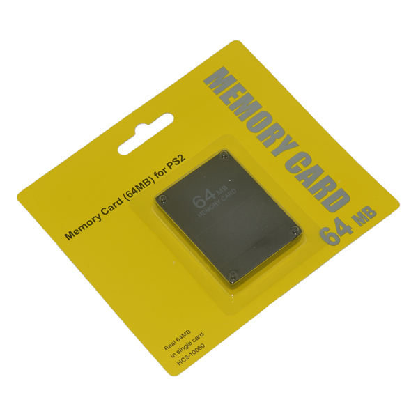 64MB Memory Card For Sony Playstation 2 PS2 Games Data Storage Card