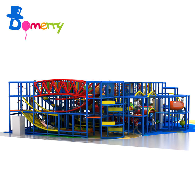 Popular indoor play ground soft play modular play system