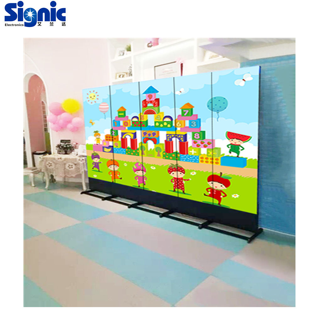 P3 indoor digitale scherm met 3G/4G/WIFI/USB control led poster display