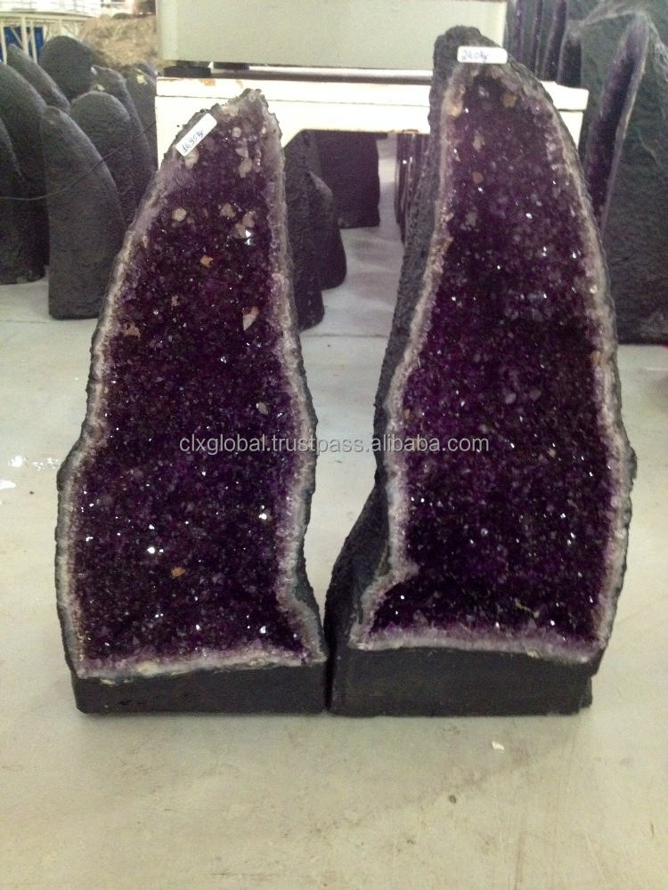 BEST QUALITY AMETHYST CATHEDRAL CRYSTAL