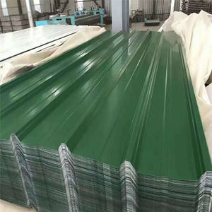 corrugated roofing sheets per sheet