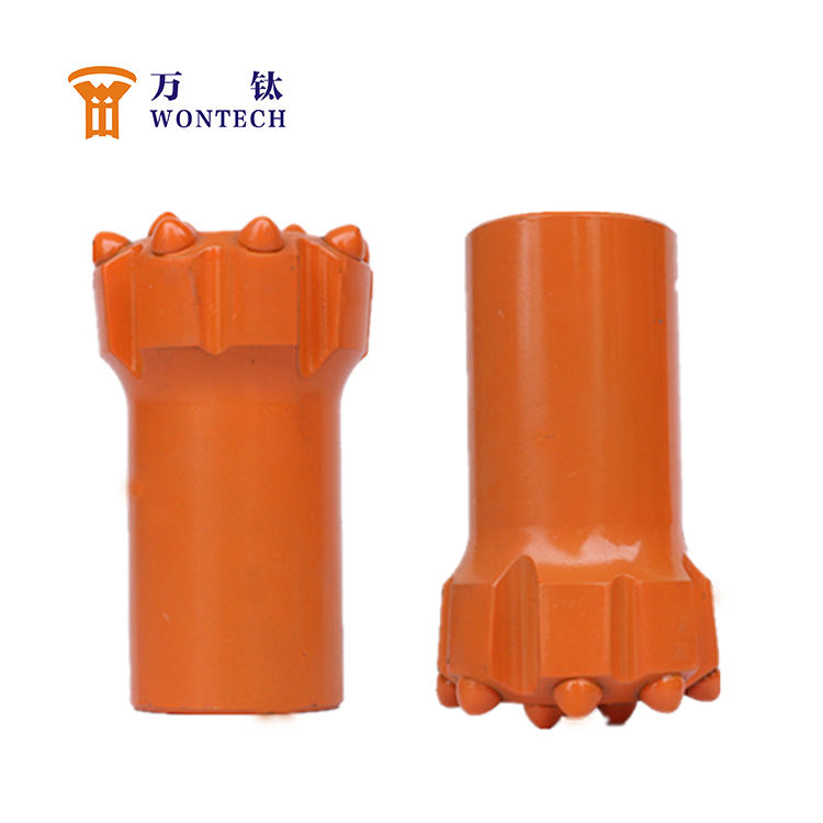 R32 R38 T38 T45 T51 hard rock drill retrac rock drill button bits