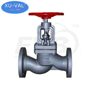 Low Price Difference Inch Cast Iron/Ductile Iron Globe Valve