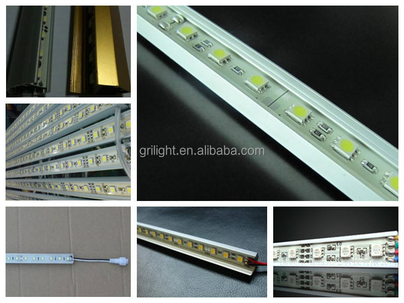 3014 3mm breedte aluminium pcb 1mm led strip