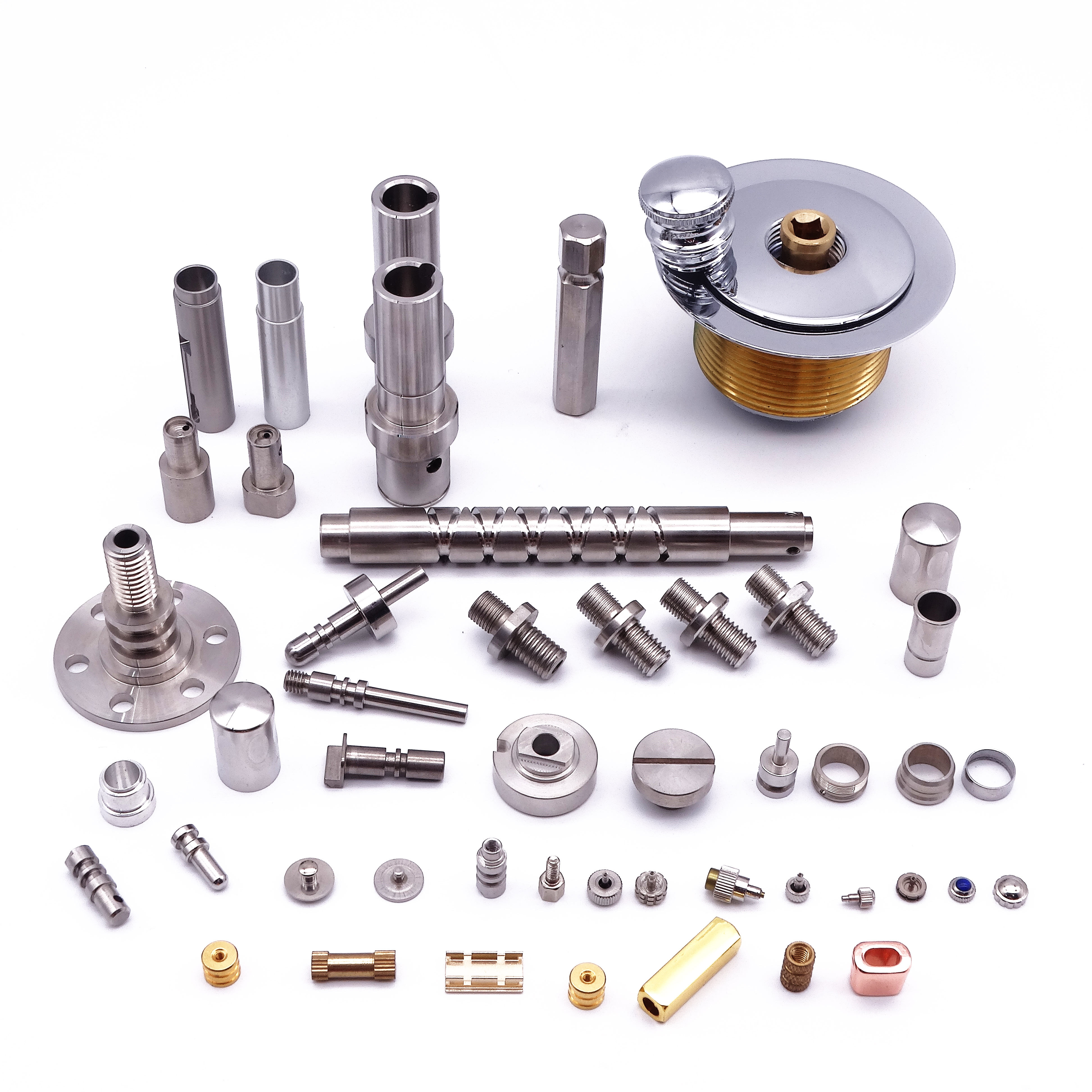 CNC Central Center Custom Precision OEM Machine Mechanical Machining Machinery 5 axis Lathe Mini Parts Service