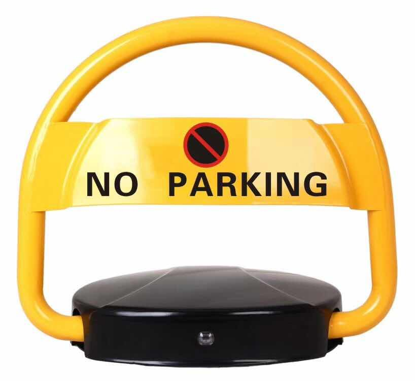 Parking Lock cell phone bluetooth control Parking automated car park barrier/ parking blocker