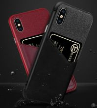 Luxury pu leather wallet phone case back cover 2019 for iphone xs max case wallet slim