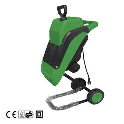 ES2500LT Electric Commercial Shredder Electric Chipper