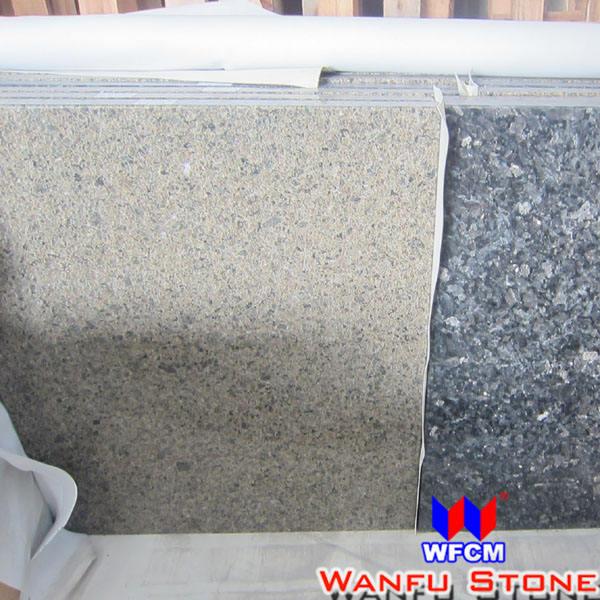 tropical brown granite comptoir de cuisine à domicile