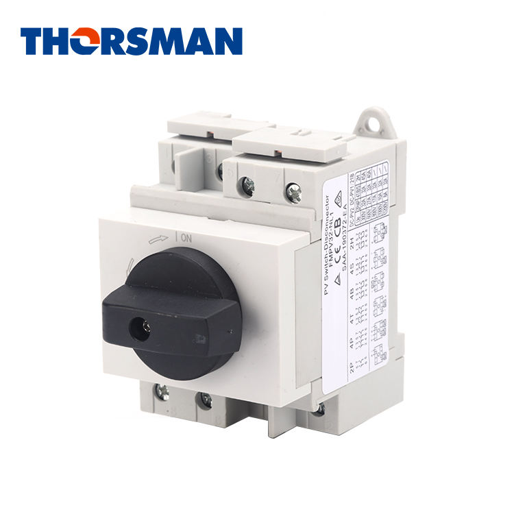 THORSMAN Din rail mounted Isolation Switch 1000v solar dc isolator switch
