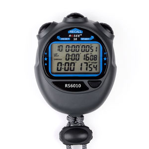 Resee Digital stop watch 0.1 초 timer sport
