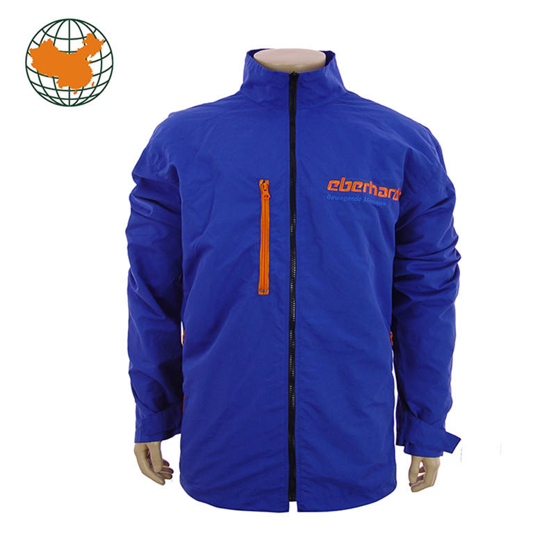 China suppliers wholesale Promotional custom coats and jackets