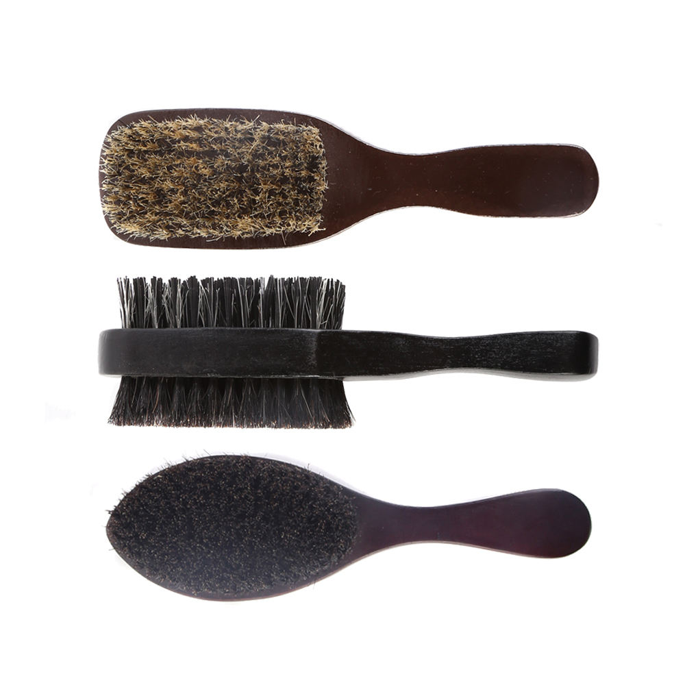 Hair Wave Brush, Bristle Hair Brush, Wooden Hair Brush