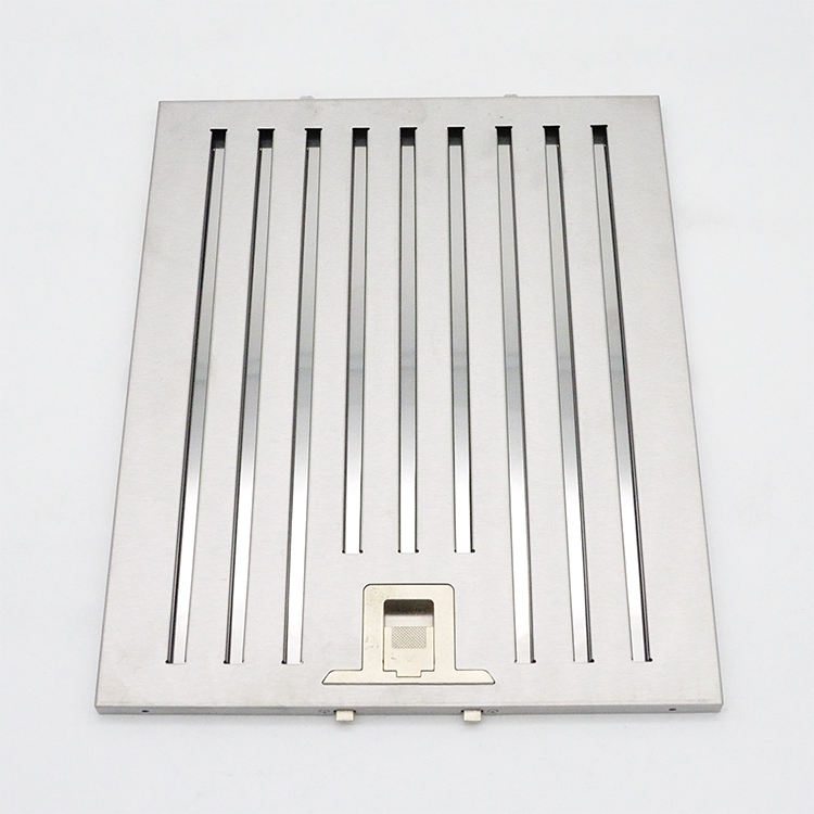 Commercial Kitchen Vent Exhaust Grease Baffle Hood Filters Restaurant