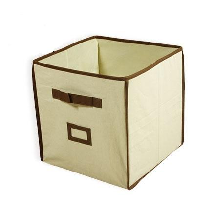 OEM Non-woven storage drawer & Collapsible Cube Chinese factory